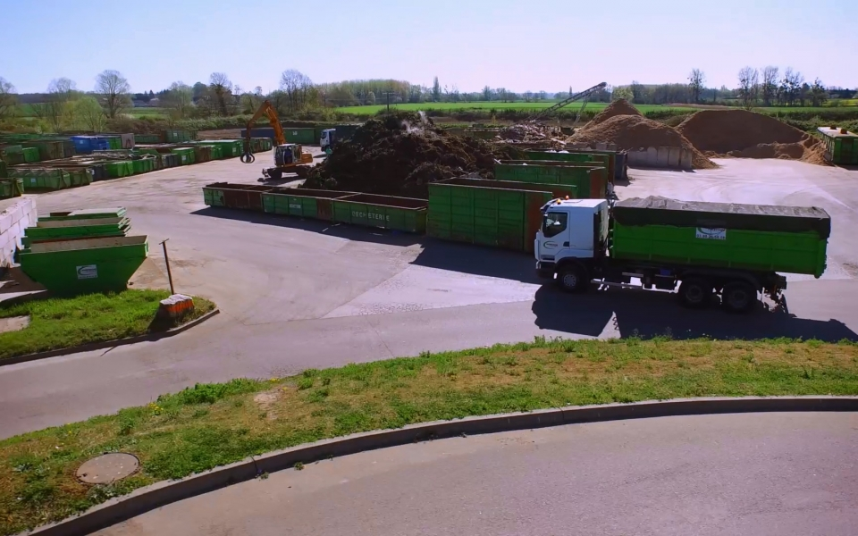 Bourgogne recyclage travoisy